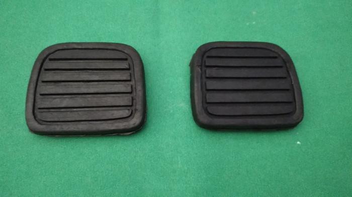 Foto Produk karet pedal kopling dan rem Isuzu panther elf dari double div motor