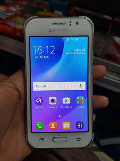 Jual Samsung J1 Ace 2016 Putih Normal Kota Lubuk Linggau Vista Vapor Liquid Tokopedia