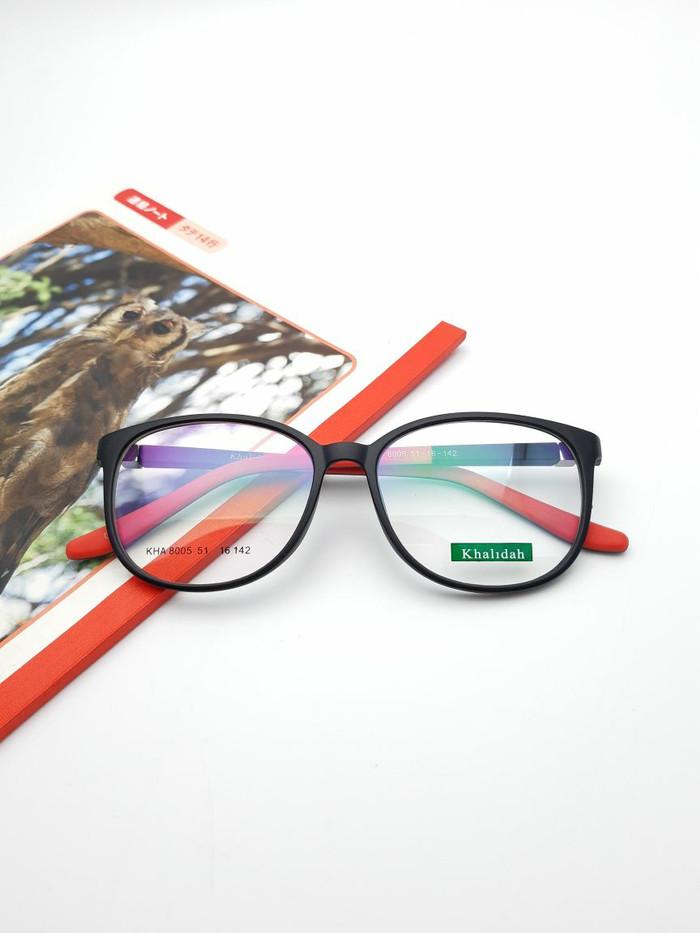 Jual Frame kacamata khalidah 8005 - kacamata olin  78a15d876c