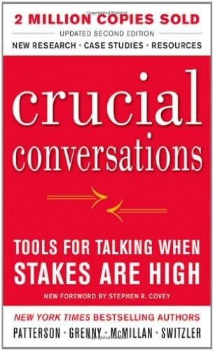 harga Crucial conversations tools for talking when stakes are high Tokopedia.com