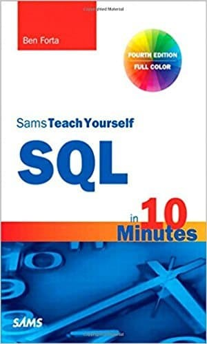 harga Sams teach yourself sql in 10 minutes Tokopedia.com