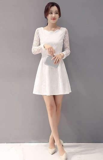 harga Dress wanita baju pesta malam brokat import polyester lace 31 Tokopedia.com