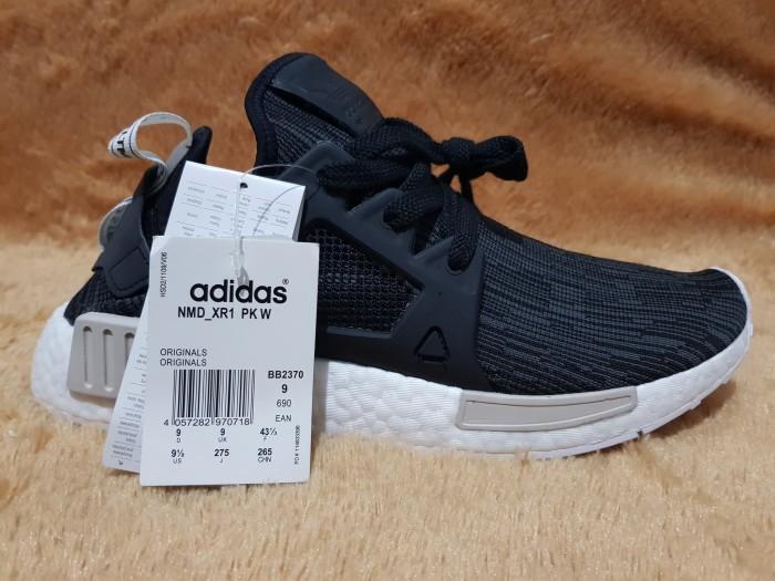 separation shoes 48fc3 855e9 ADIDAS NMD XR1 UTILITY BLACK TAN WHITE BEST UA 100% QUALITY PK BNIB