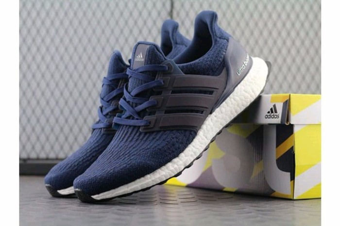 0306245e0 ... ADIDAS ULTRA BOOST 3 0 NAVY WHITE  adidas nyc ultraboost 3.0 ...