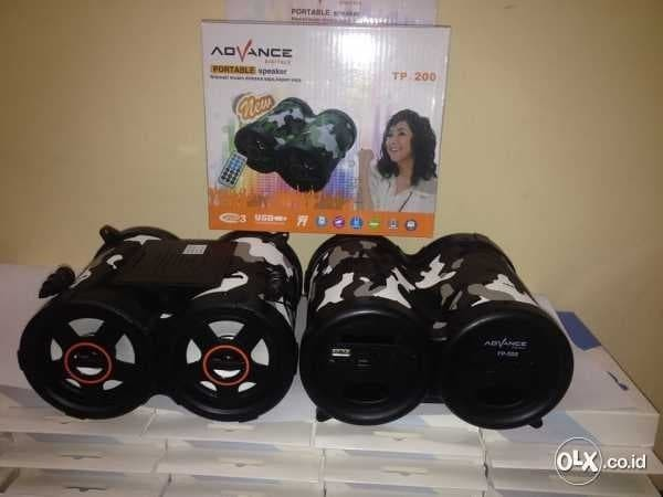 harga Speaker advance tp - 400 Tokopedia.com