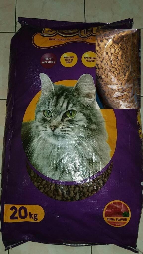 Jual Makanan Kucing Bolt 20kg Freshpack Jakarta Barat