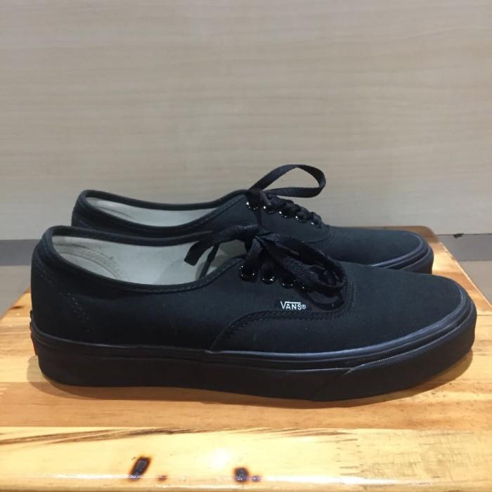 Jual vans authentic full black - Kab. Sleman - 061calceusMDN  e805213b4