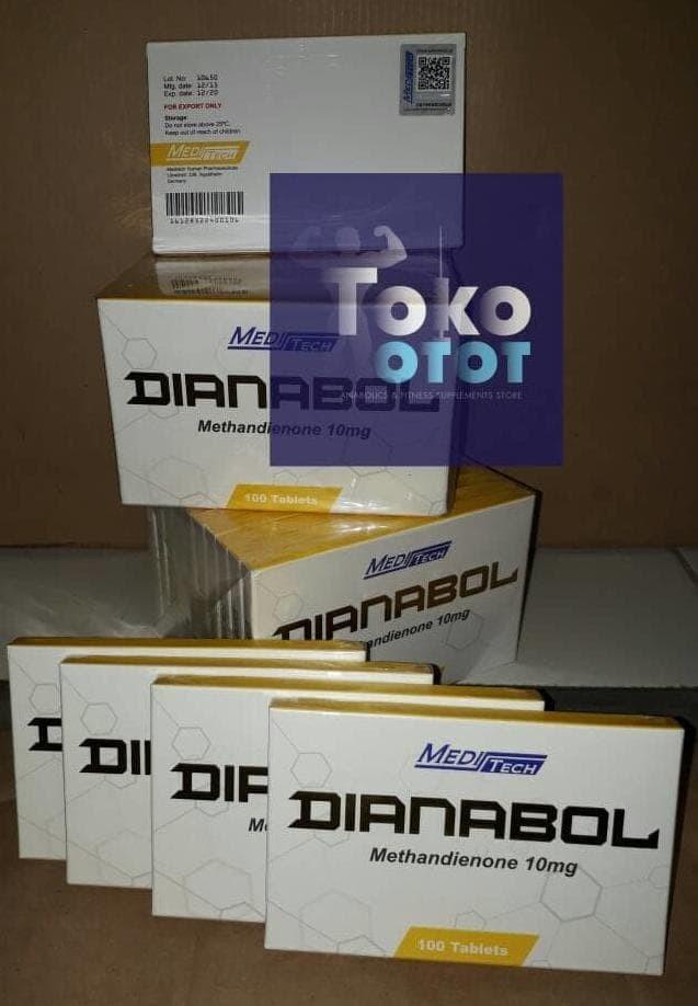 Jual ECER SATU BLISTER Dianabol Meditech 50 Tablets Methandienone 10 mg -  DKI Jakarta - galan shop2 | Tokopedia