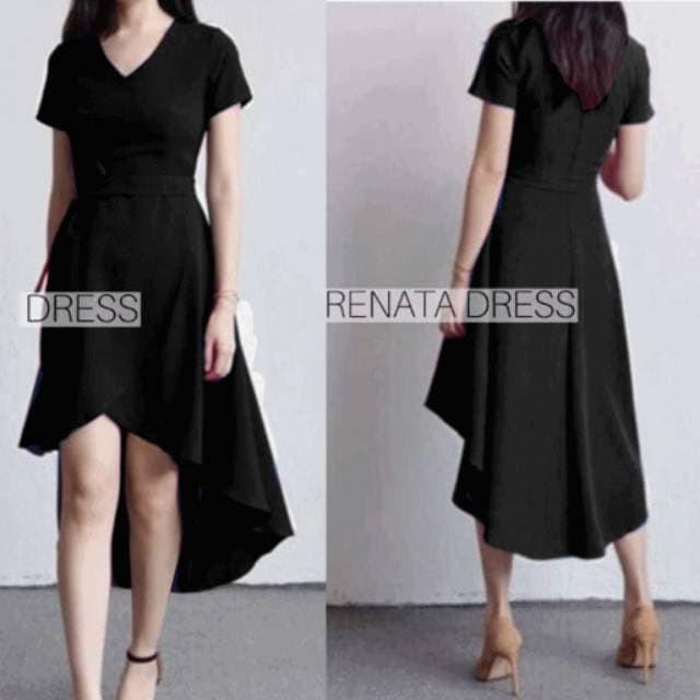 Dress wanita twiscone / gaun / dress pesta / baju murah / baju fashion 1