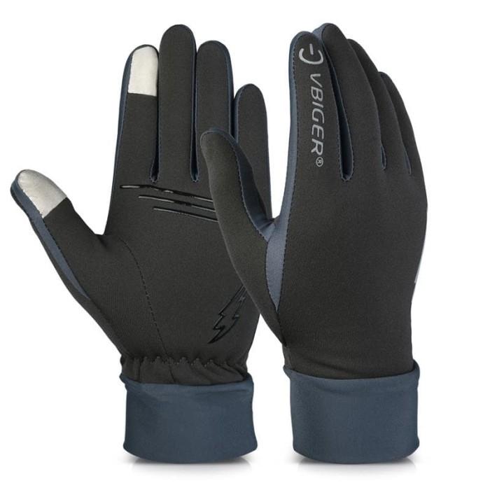 Foto Produk Sarung Tangan Unisex - Vbiger Running Cycling Outdoor Sports Gloves dari CasingPedia