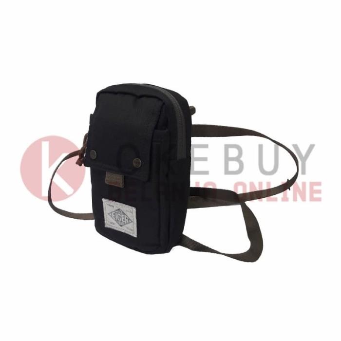 Jual Tas Hp Eiger 910003998 001 Black Vessel Sling Smartphone Case