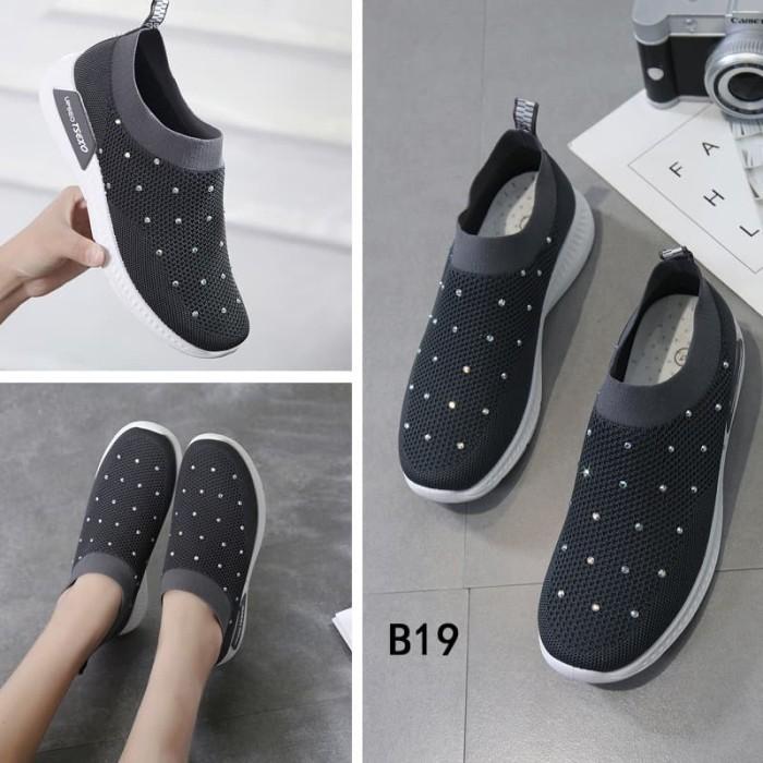 harga Sepatu fashion b19 Tokopedia.com