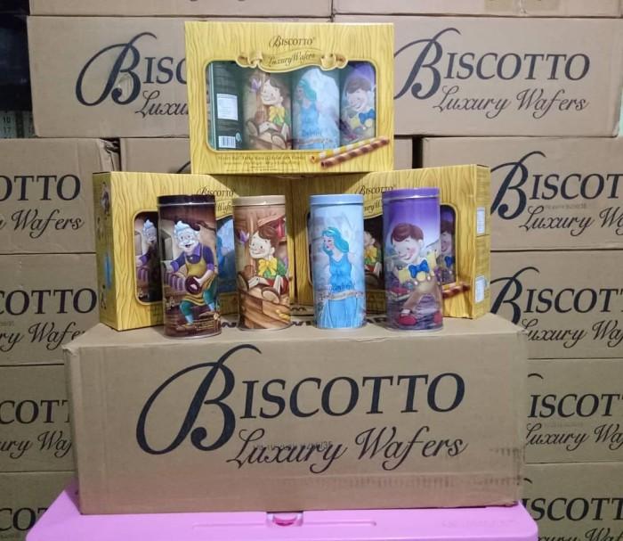 harga Grosir / reseller astor biscotto luxury wafers halal bpom Tokopedia.com