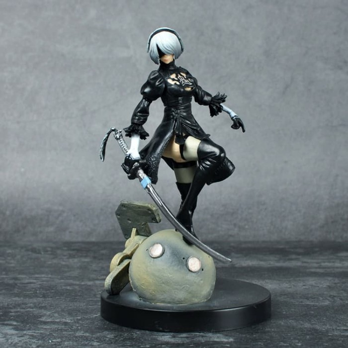 harga Action figure nier automata yorha no. 2 type 2b Tokopedia.com