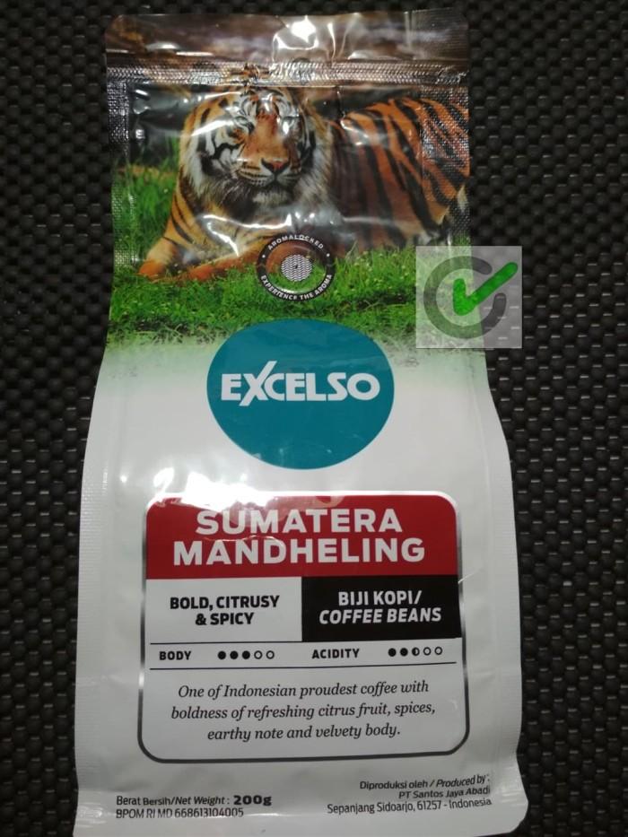 Coffee / Kopi Excelso - Sumatera Mandheling ( Kopi Biji / Bubuk )