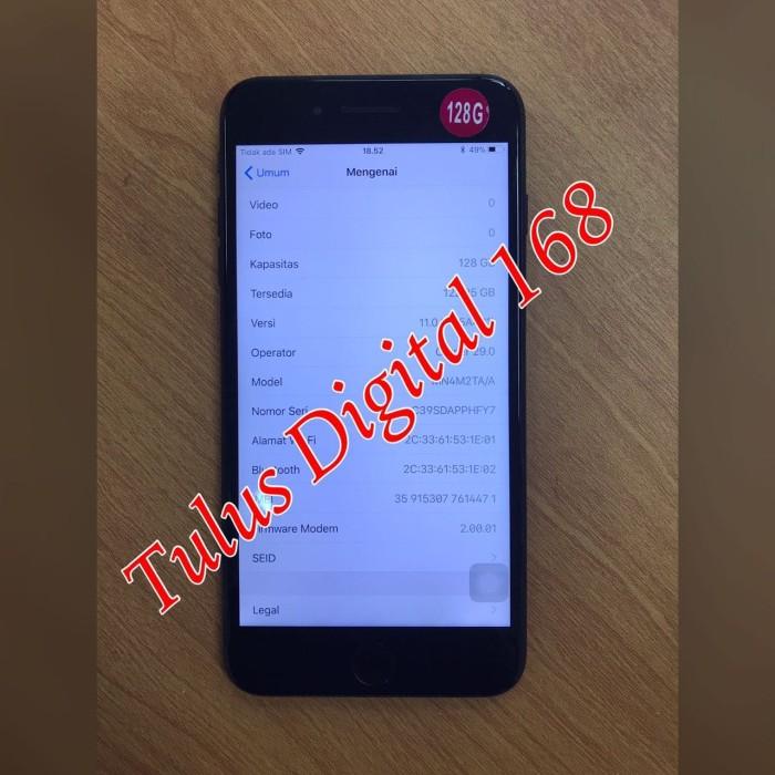 Jual Handphone Iphone 7 Plus Hp Iphone 7 Plus 128gb No Fp Seken