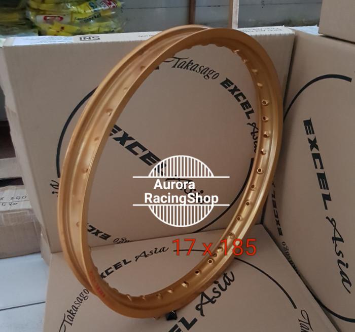 harga Velg takasago excel asia 17 x 185 warna gold Tokopedia.com