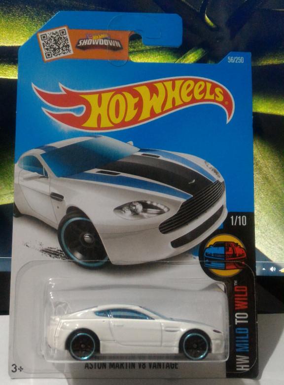 Jual Hot Wheels Aston Martin V8 Vantage Jakarta Selatan Toko Bagoes Poenya Tokopedia