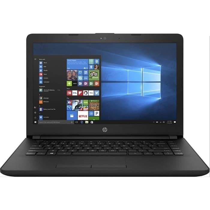 harga Laptop hp 14-bs007tu intel quad core n3710 - 4gb - 500gb Tokopedia.com