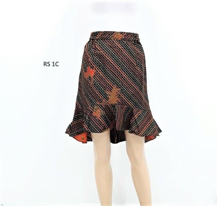 Rok Batik Span Mini RS01