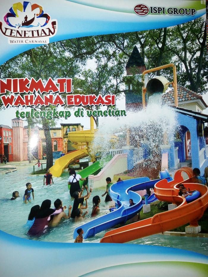 harga Promo waterpark venetian mutiara gading bekasi Tokopedia.com