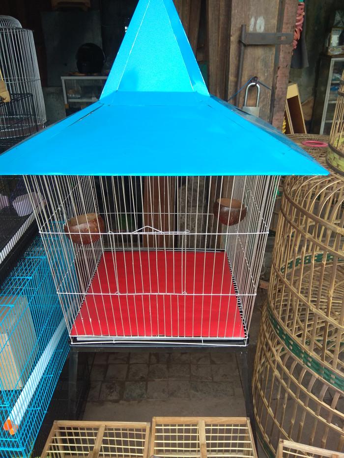 harga kandang Burung Beo Ukuran Besar Tokopedia.com