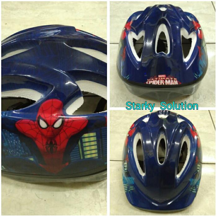 harga Helm sepeda sepatu roda inline skate anak motif Tokopedia.com