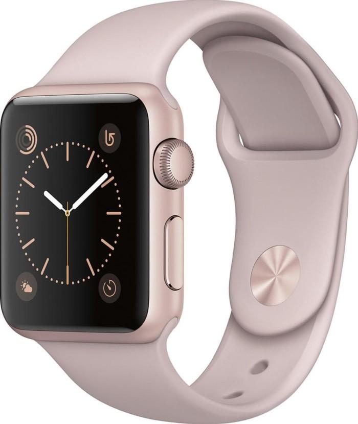 Jual Stok Terbatas Apple Watch Series 3 Gps Aluminum Rose Gold Sport Band Jakarta Pusat Cacaa Store Tokopedia