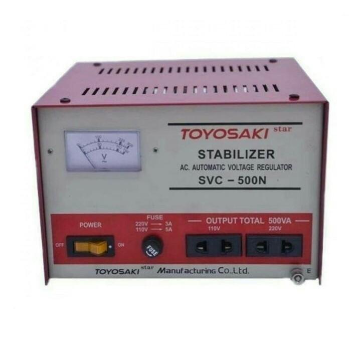 Info Stabilizer 500 Watt  Hargano.com