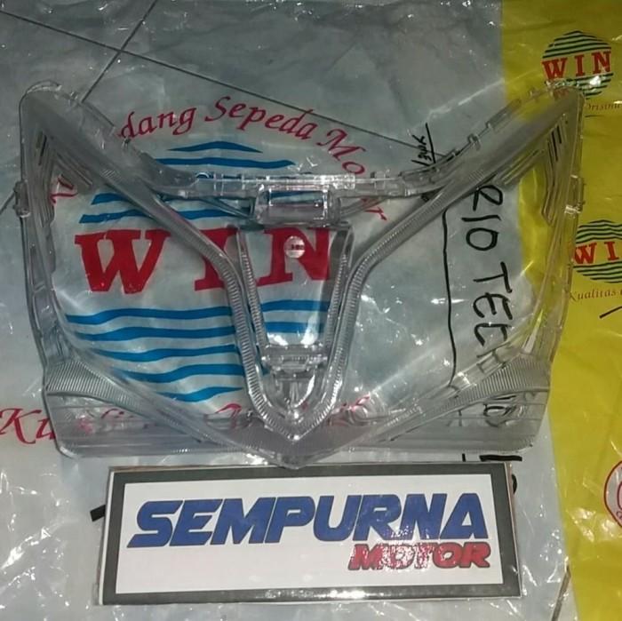 harga Mika lampu depan vario techno 125 lama merk win Tokopedia.com