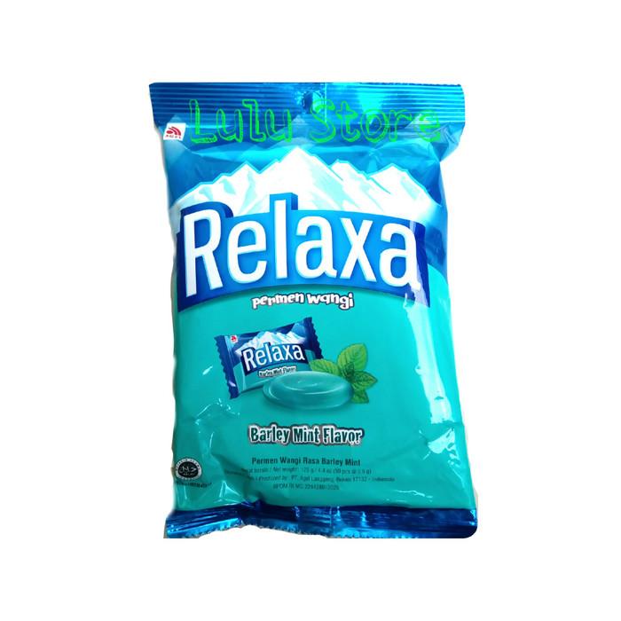 Jual Permen Relaxa 125g Barley Mint Kab Pandeglang Lulu