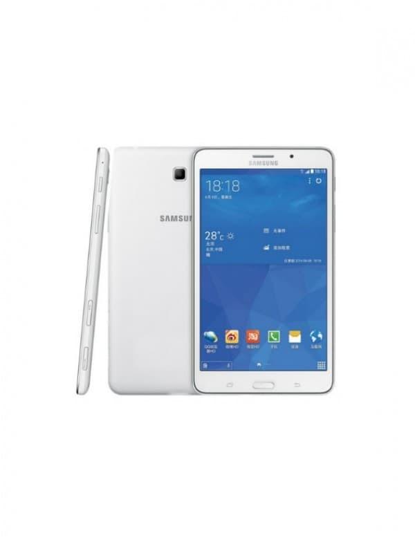 harga Samsung tab a7 2016 t-285 white ram 1 internal 8 gb - garansi resmi Tokopedia.com