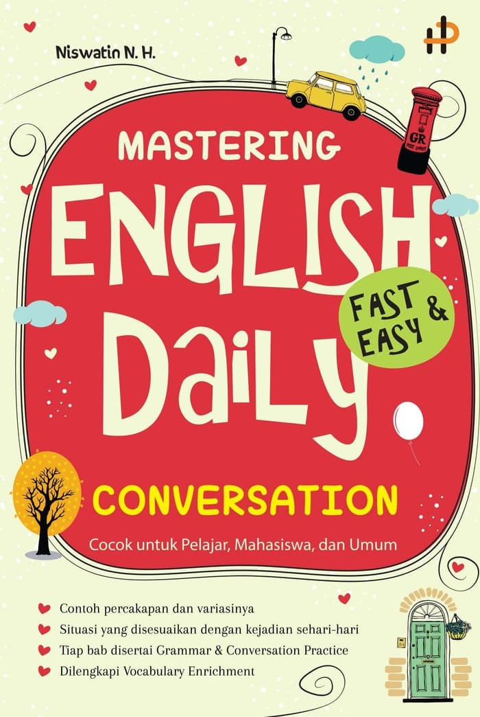 harga Mastering english daily conversation Tokopedia.com