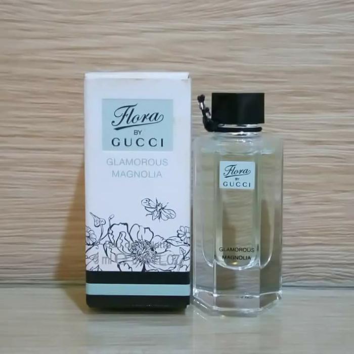 c26227996ab Parfum Miniatur Original GUCCI FLORA GLAMOROUS MAGNOLIA 5 ml miniature