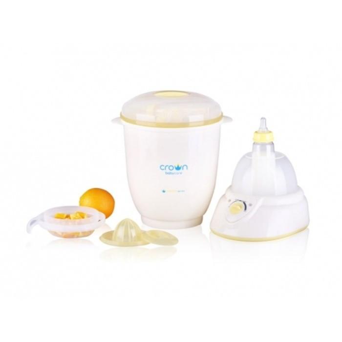 harga Crown babycare digital 6 in 1 steaming centre premium series bnib baru Tokopedia.com