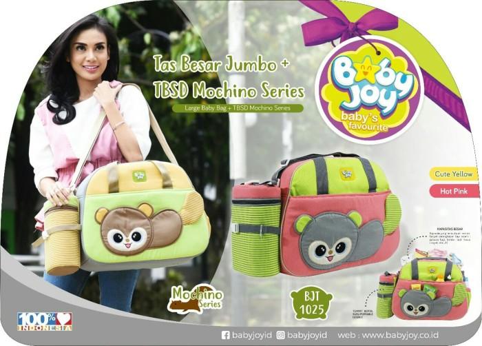 harga Baby joy tas perlengkapan bayi jumbo + tsbd mochino series bjt 1025 Tokopedia.com