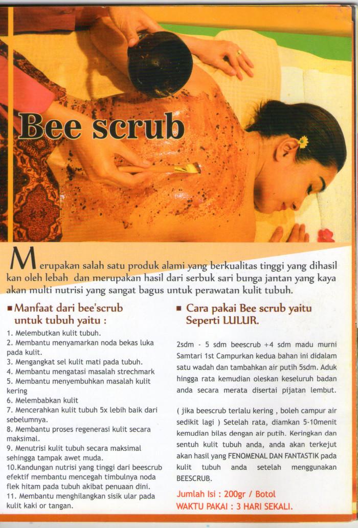 harga Bee scrub Tokopedia.com
