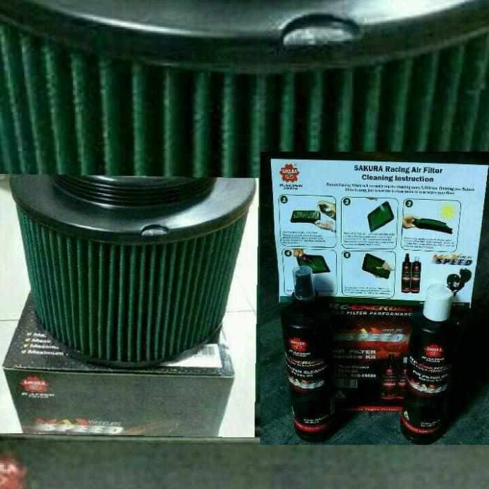 harga Pembersih + racing filter innova fortuner Tokopedia.com