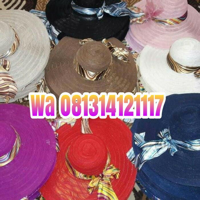 harga Topi floopy pantai wanita-topi pita lebar-topi promosi-topi baseball  Tokopedia ad2d3961a0