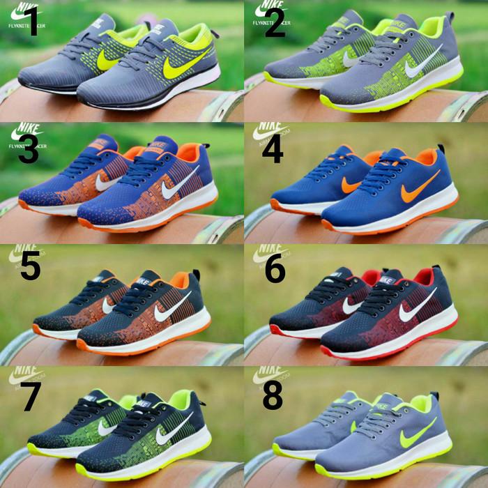 check out 2b49f 57e13 Jual sepatu nike airmax flyknit cek harga di PriceArea.com