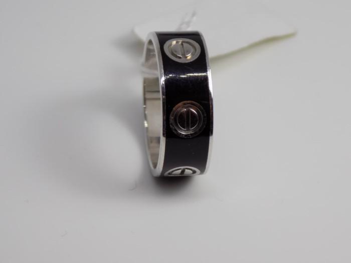 harga Cincin mas putih carthier.perhiasan emas75% blackgold&whitgold Tokopedia.com