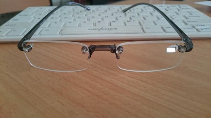harga Kacamata baca minus 0.75 frameless ringan tanpa frame & gaya min 075 Tokopedia.com