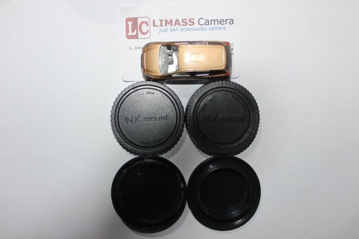 harga Body and rear cap tutup body dan tutup lensa belakang samsung nx Tokopedia.com