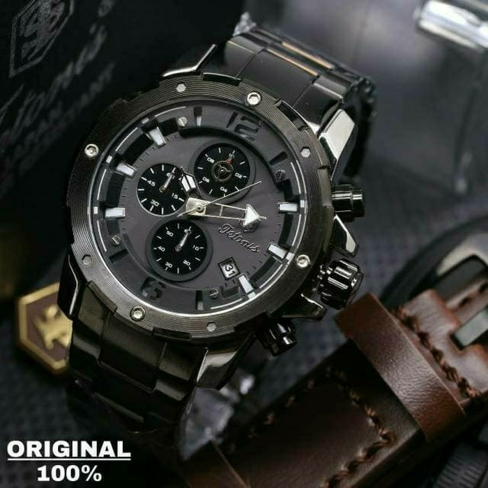 Jam tangan original jepang tetonis