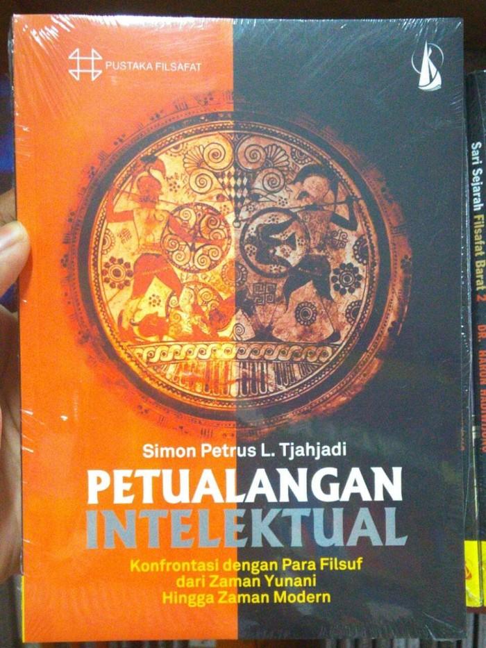 harga Buku petualangan intelektual - simon petrus - kanisius Tokopedia.com