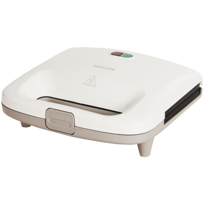 SANDWICH MAKER PHILIPS HD2393/02 PUTIH