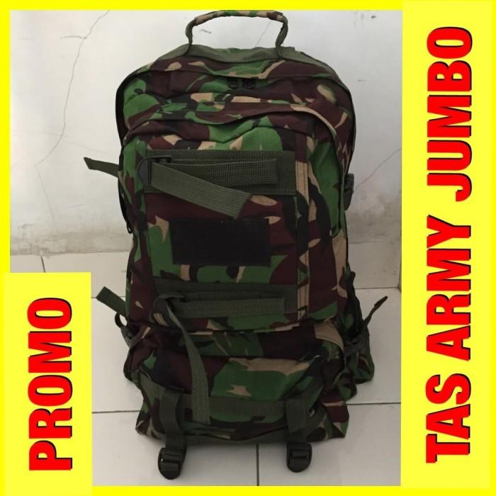 Jual TAS RANSEL TENTARA TNI AD LORENG HIJAU JUMBO BESAR 100% QUALITY ... 32eb6a52f8