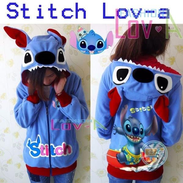 harga Jaket stitch surfing cute ears sweater mantel couple cewe cowo jacket Tokopedia.com