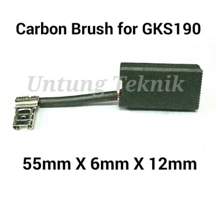 Carbon Brush - Bostel Circular Saw BOSCH GKS 190 replacement