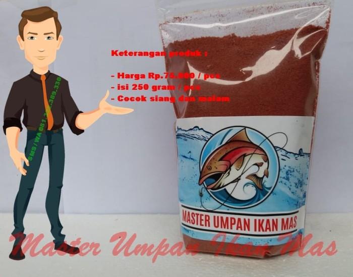 Foto Produk umpan aroma amis wangi untuk ikan mas | master umpan ikan dari Master Essen Ikan